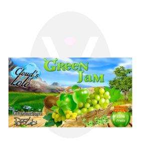 Green Jam- Cloud's Of Lolo